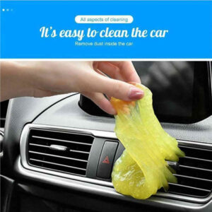 Super Magic Dust Cleaning Gel For Keyboard, Laptop, Computer & Clean The Car