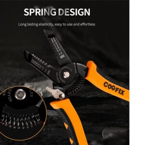 COOFIX 7 Inch Portable Wire Stripper