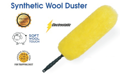 Histar Synthetic Wool Duster